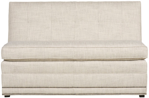 Vanguard Furniture - Olmstead Armless Dining Banquette - W754-55