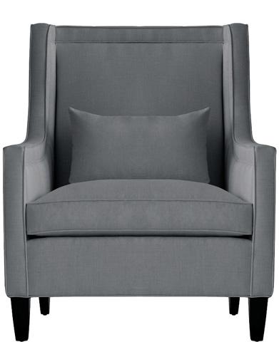 Van Peursem Ltd - Baxter Wing Chair - 1211