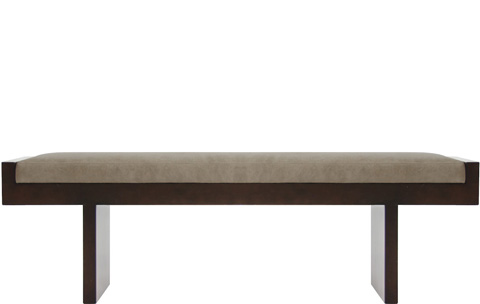 Van Peursem Ltd - Manhattan Bench - 1301