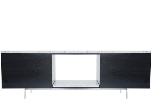 Image of Marble Top Credenza