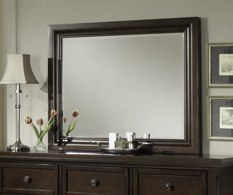 Vaughan Bassett - Landscape Dresser Mirror - 530-446