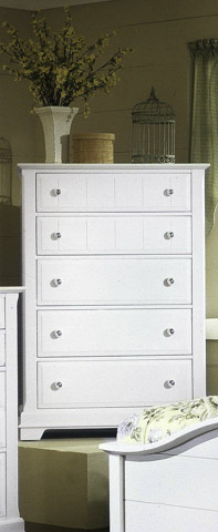 Image of 5 Drawer Storage Chest