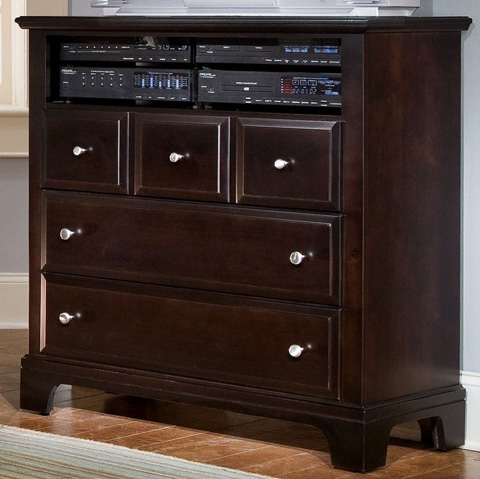 Vaughan Bassett - Media Cabinet - BB4-114