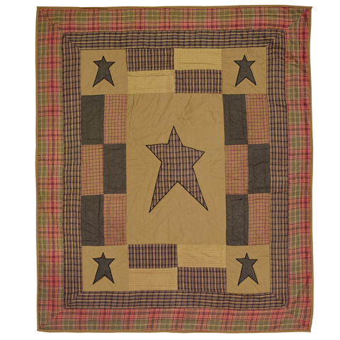 Image of Stratton Quilted Throw