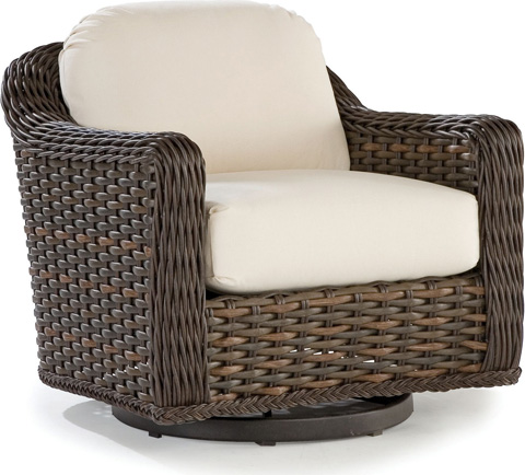 Image of South Hampton Swivel Glider Lounge Chair
