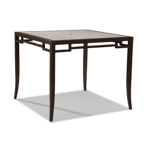 Image of Redington Counter Hight Square Dining Table
