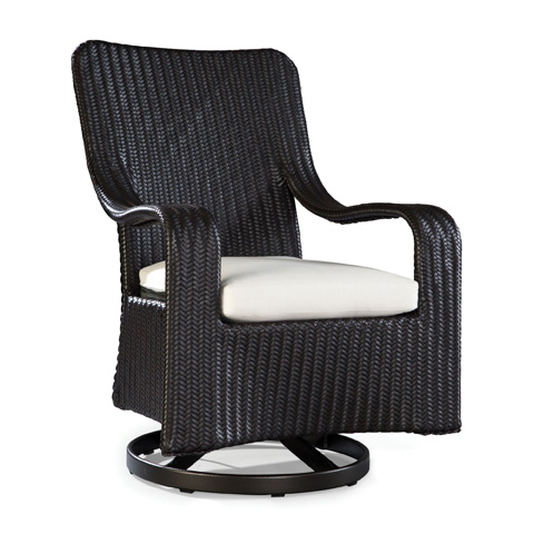Image of Marcello Swivel Dining Chair