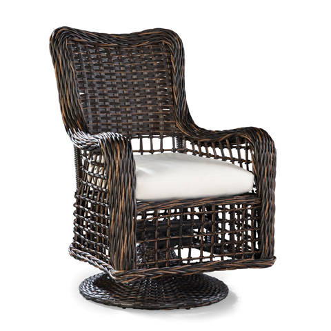 Lane Venture - Moraya Bay Swivel Dining Chair - 504-46