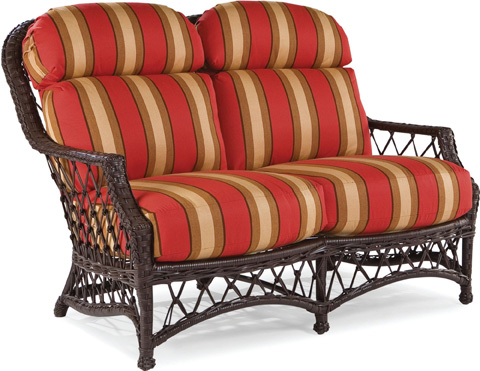 Image of Camino Real High Back Loveseat