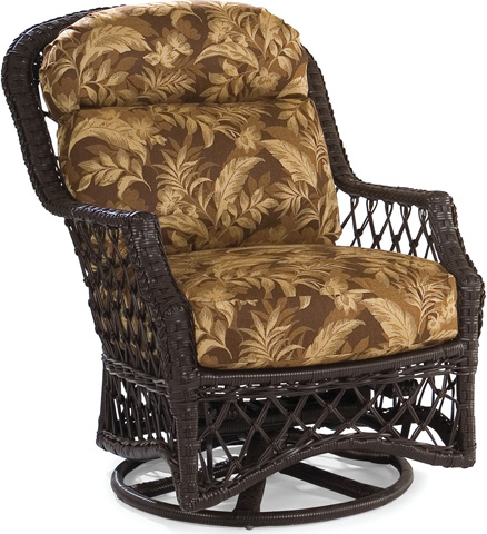 Image of Camino Real High Back Swivel Glider
