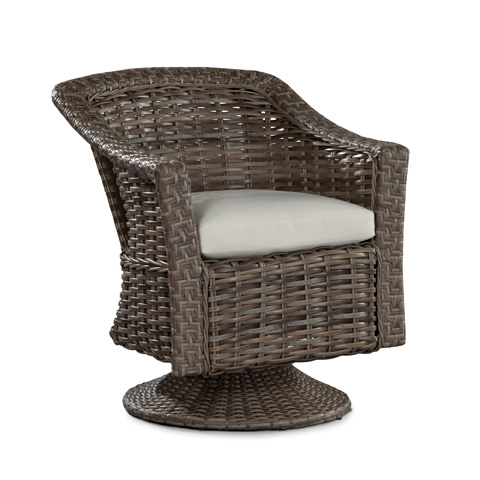 Image of St. Simons Swivel Tilt Dining Chair