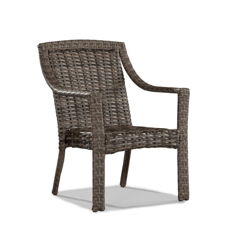 Image of St. Simons Stacking Dining Arm Chair
