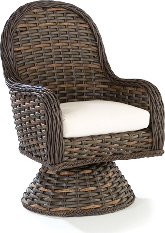 Image of South Hampton Swivel Game Chair