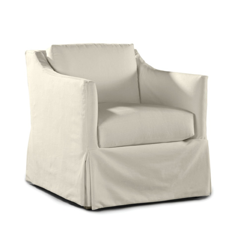 Image of Harrison Swivel Lounge Chair