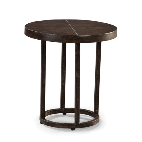 Image of Industrial Renaissance Accent Table