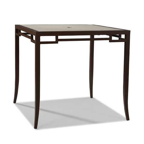 Image of Redington Bar Height Square Dining Table