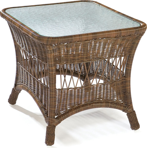 Image of Bar Harbor Rectangular End Table