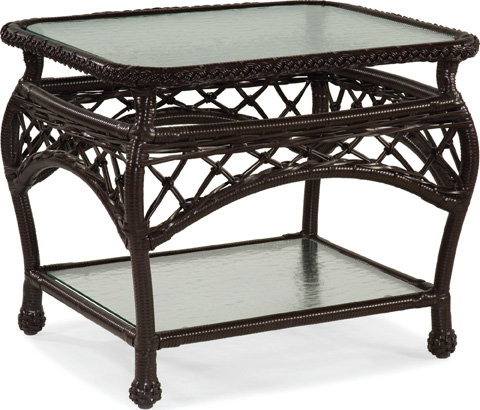 Image of Camino Real Rectangular End Table