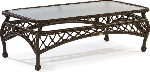 Image of Camino Real Rectangular Cocktail Table