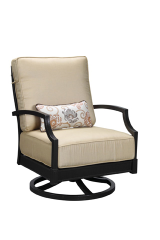 Image of Halyard Swivel Lounge Chair