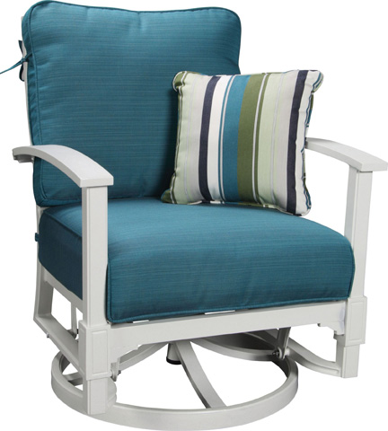 Image of Belmeade Swivel Glider Lounge Chair