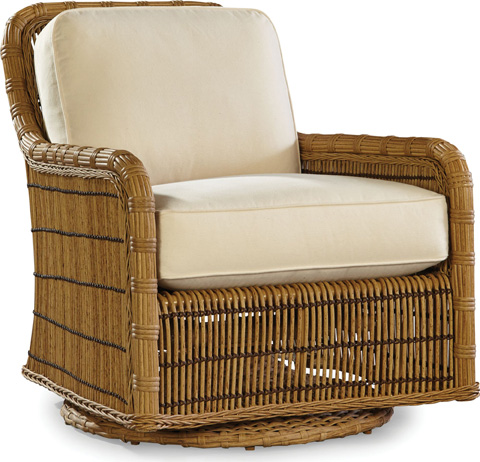 Image of Rafter - Celerie Swivel Glider Lounge Chair