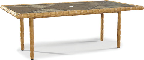 Image of Rafter - Celerie Rectangular Dining Table