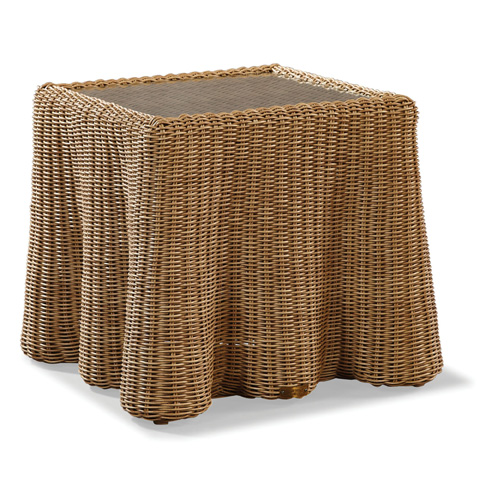 Image of Crespi Wave - Celerie Accent Table