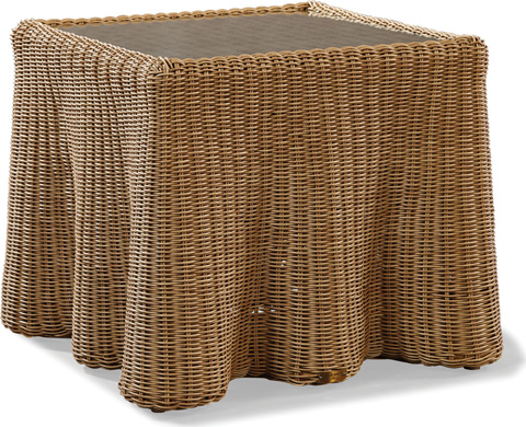 Image of Crespi Wave - Celerie End Table