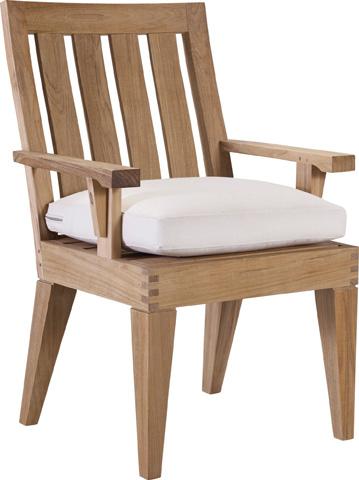 Image of Saranac Dining Arm Chair