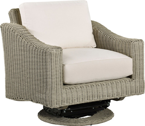 Image of Requisite Swivel Glider Chair