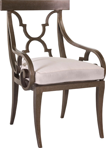 Image of Ernest Hemingway Outdoor Florentine Dining Chair