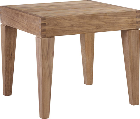 Image of Saranac Square End Table