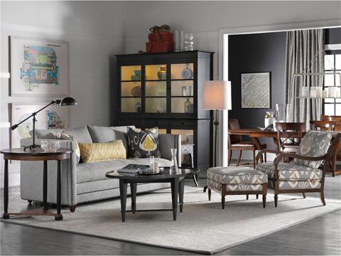 Vanguard Furniture - Cyril Lamp Table - 8312L-WM