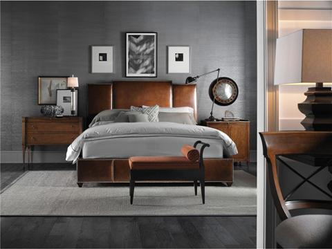 Vanguard Furniture - Socrates Queen Bed - V1724Q-PF