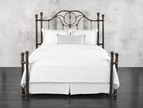 Wesley Allen - Kenwick Iron Bed - 1029-CB