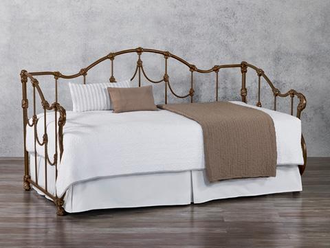 Wesley Allen - Hamilton Iron Bed - 1052-CB