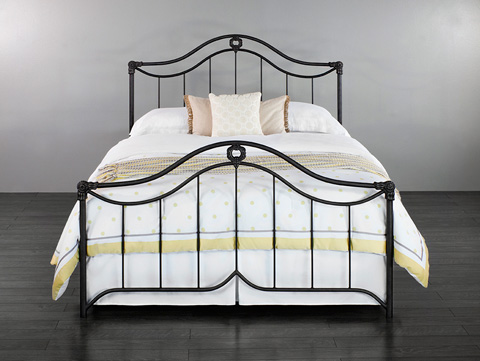 Image of Montgomery Iron Bed