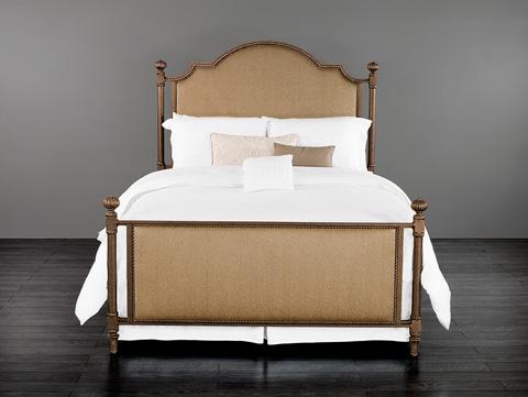 Wesley Allen - Mason Iron Bed - 1238-CB