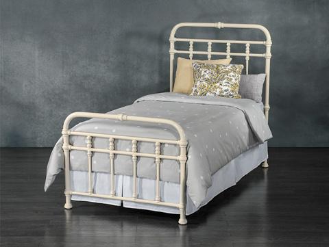 Wesley Allen - Laredo Iron Bed - 7040-CB