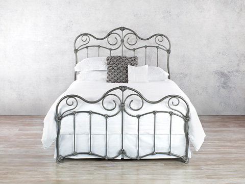 Wesley Allen - Stonehurst Iron Bed - 7162-CB