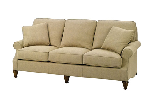 Wesley Hall, Inc. - Upholstered Sofa - 1500-84
