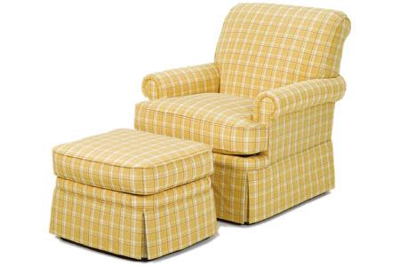 Wesley Hall, Inc. - Empire Skirted Chair - 949