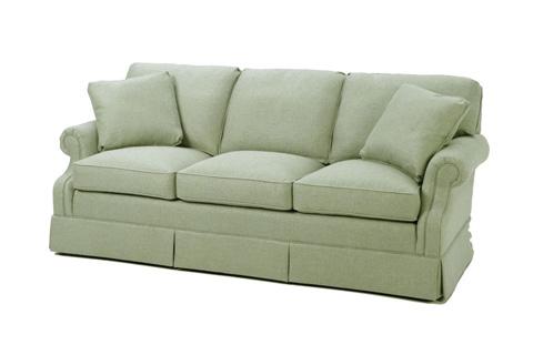 Wesley Hall, Inc. - Rolled Arm Sofa - 1050-85