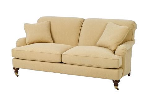 Wesley Hall, Inc. - Two Seater Sofa - 1186-72