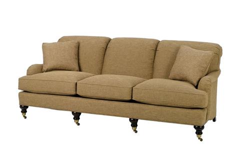 Wesley Hall, Inc. - Three Seater Sofa - 1186-86