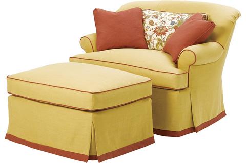 Wesley Hall, Inc. - Chair and a Half - 1406-49