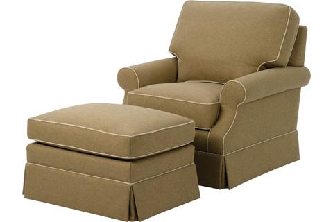 Wesley Hall, Inc. - Club Chair - 1489