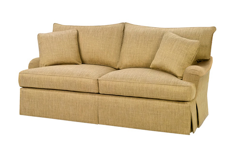 Wesley Hall, Inc. - English Arm Sofa - 1492-88
