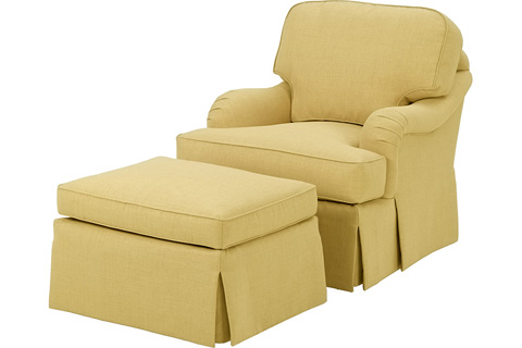 Wesley Hall, Inc. - Club Chair - 1497